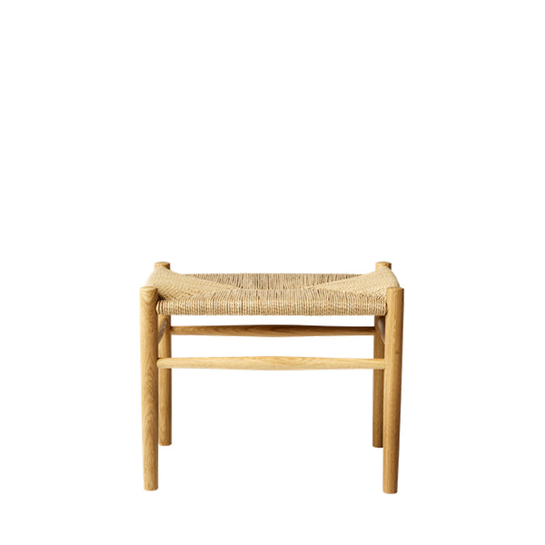 Open Room FDB Møbler J83 Stool Natural/Natural