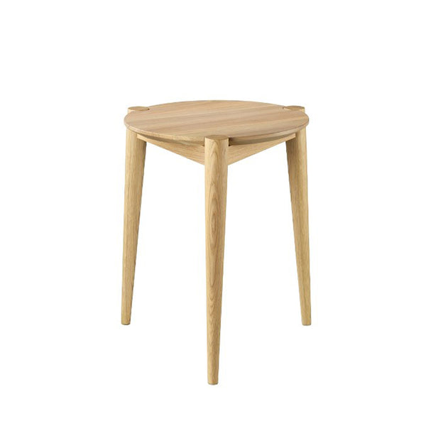 Open Room FDB Møbler J160 Søs Stool Natural