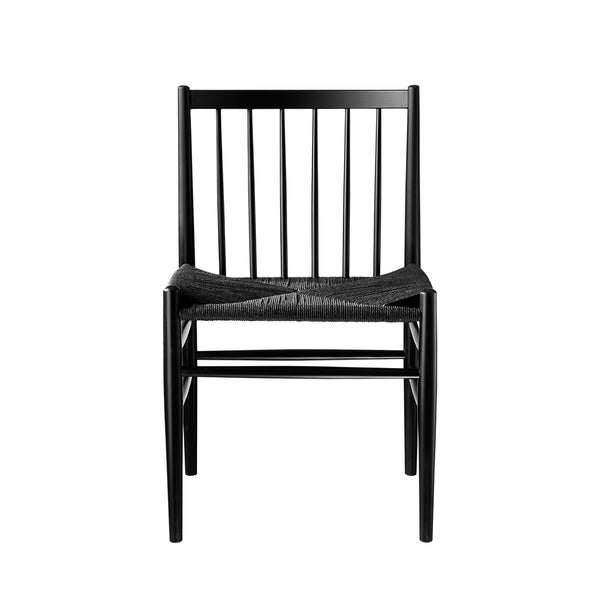 Open Room FDB Møbler J80 Chair Black/Black
