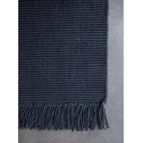 Ribbed Jute Rug by Nodi