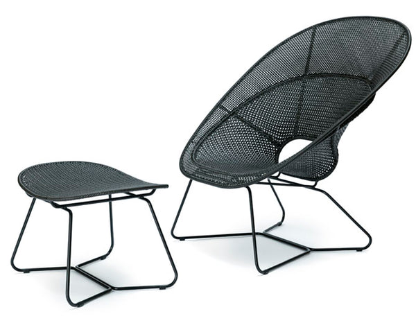 Tornaux Outdoor Footstool by Henrik Pederson