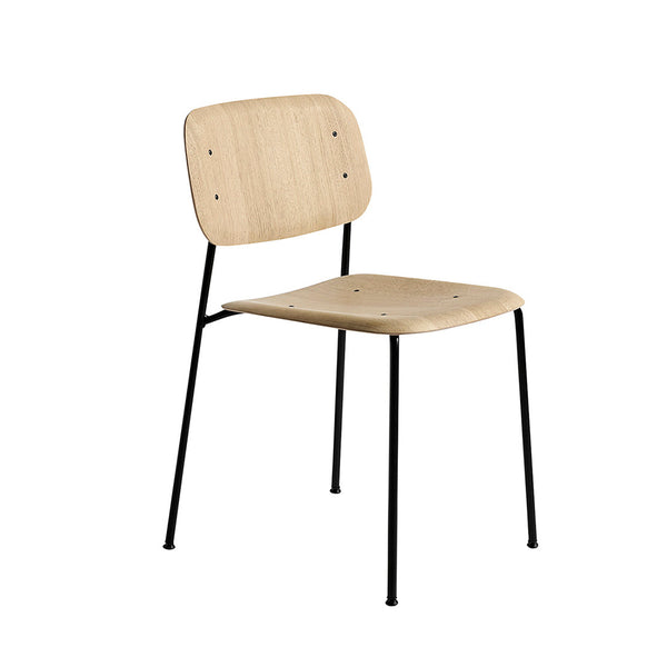 HAY Soft Edge 10 Chair, Steel Base - Open Room