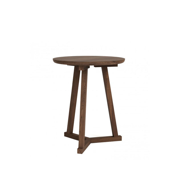 Ethnicraft Tripod Walnut Sidetable
