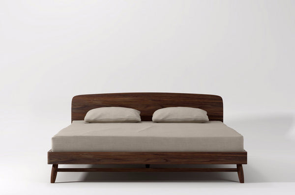 Twist Queen Bed