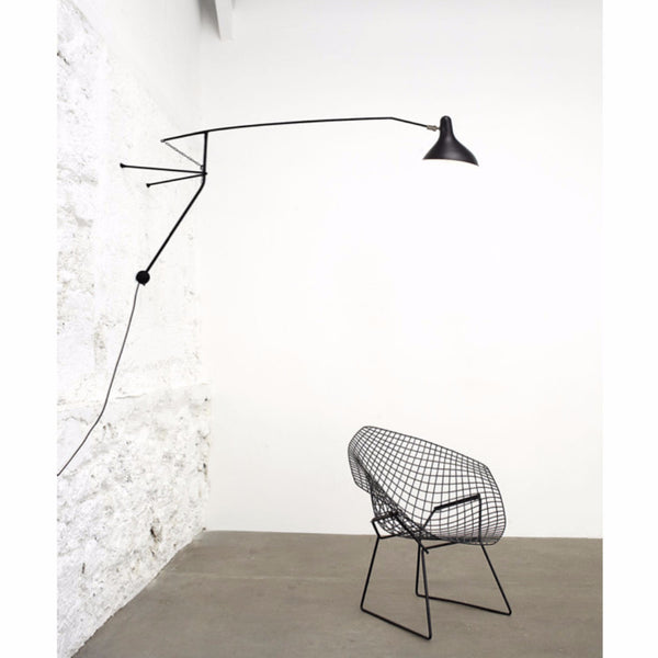 Mantis Wall Lamp Bernard Schottlander Open Room
