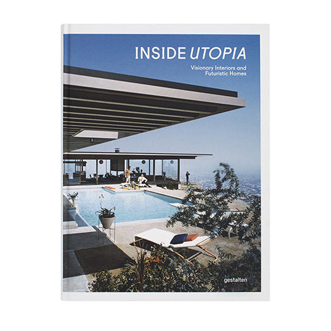 Inside Utopia: Visionary Interiors and Futuristic Homes - Open Room