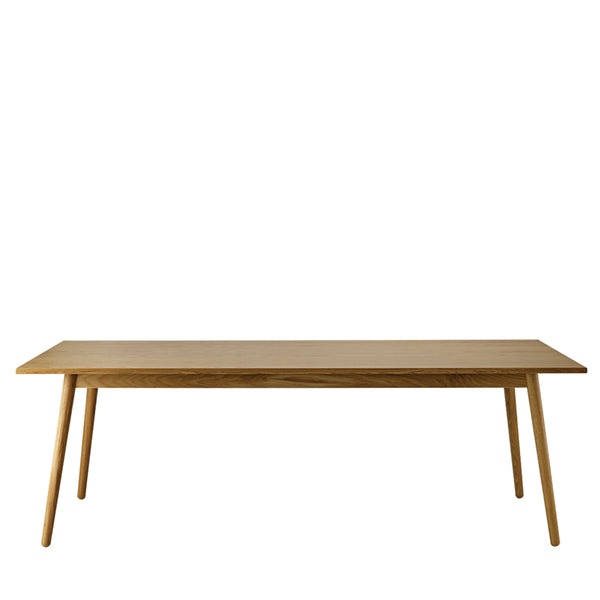 FDB Møbler C35C Dining Table by Poul M. Volther