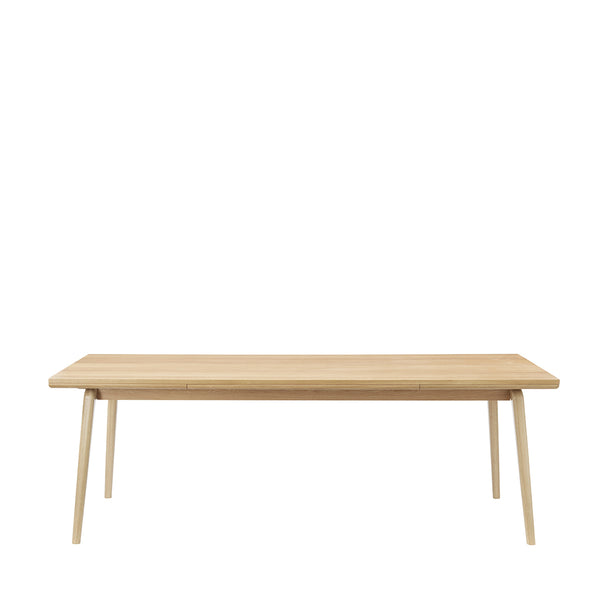 FDB Møbler C65 Åstrup Oak Extendable Dining Table by Isabel Ahm
