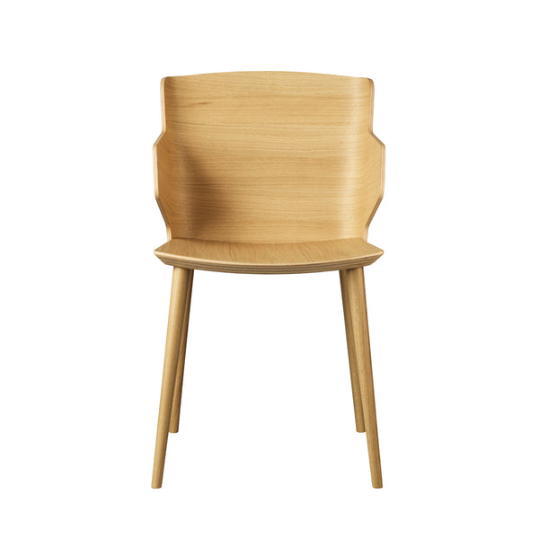 Open Room FDB Møbler J155 Yak Chair with armrest Natural