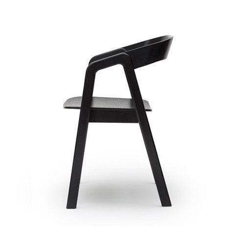 Valby Chair - Allan Nøddebo - Black - Open Room