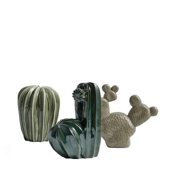Cacti Tre, Beige Green for HAY