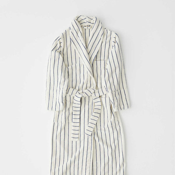 Tekla Terry Classic Bathrobe