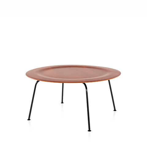 Eames® Moulded Plywood Coffee Table Metal Legs - Open Room