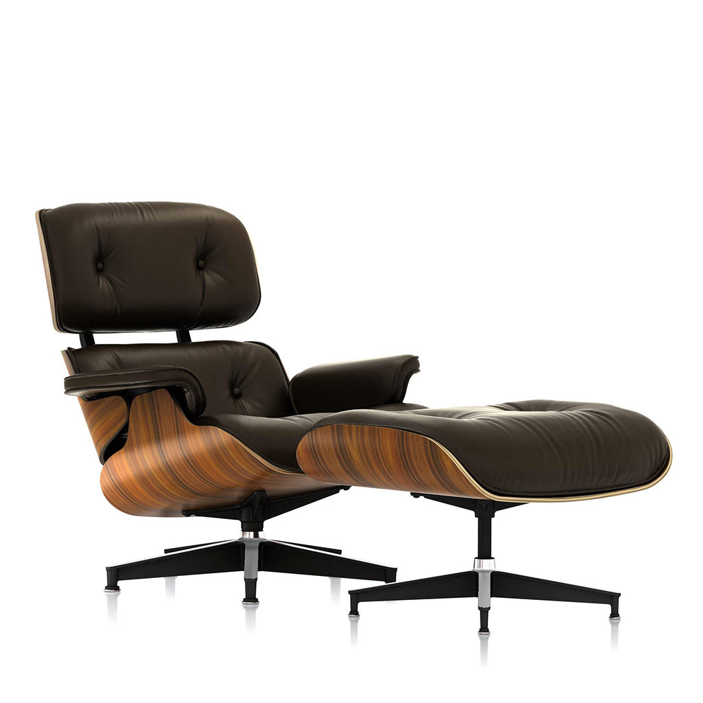 Eames® Lounge Chair and Ottoman - Herman Miller - Open Room