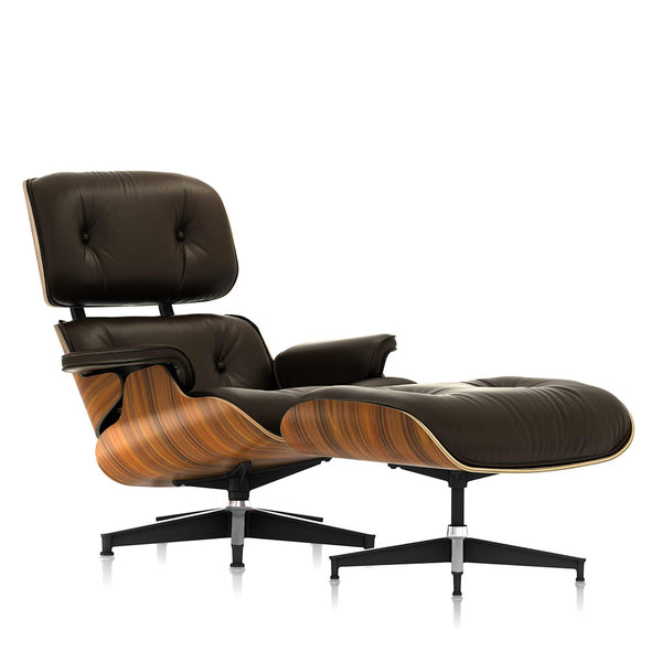 Eames® Tall Lounge Chair and Ottoman - Herman Miller - Open Room