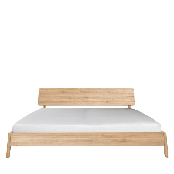 Ethnicraft Air Oak King Bed