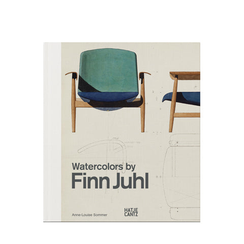 Watercolours by Finn Juhl - Open Room