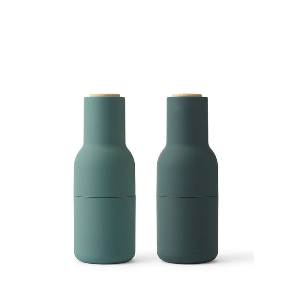 Menu Bottle Grinder Dark Green 2-Pack - Open Room