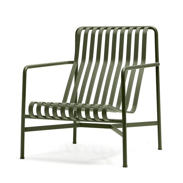 Palissade Lounge Chair High by Ronan & Erwan Bouroullec