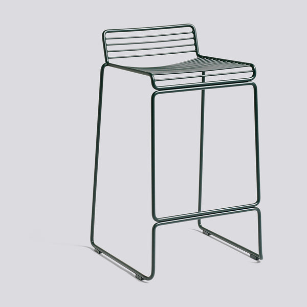 HAY Hee Bar Stool by Hee Welling