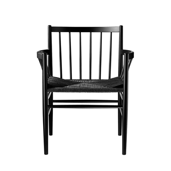 Open Room FDB Møbler J81 Chair Black/Black