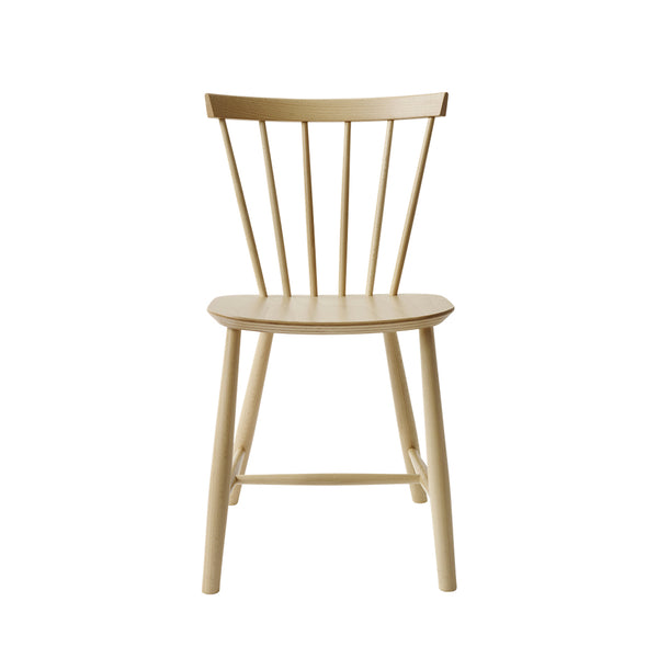 Open Room FDB Møbler J46 Chair Natural