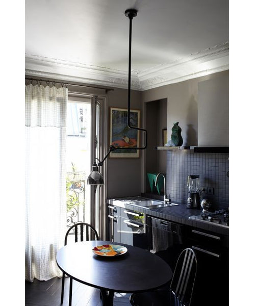Bernard-Albin Gras N°312 Ceiling Lamp Open Room