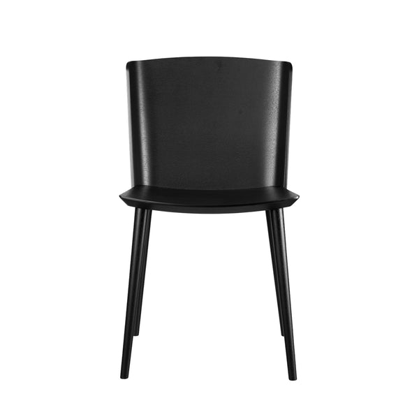 Open Room FDB Møbler J155 Yak Chair Black