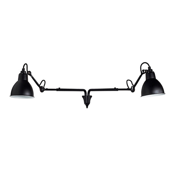 N°203 Double BL Wall Lamp by La Lampe Gras
