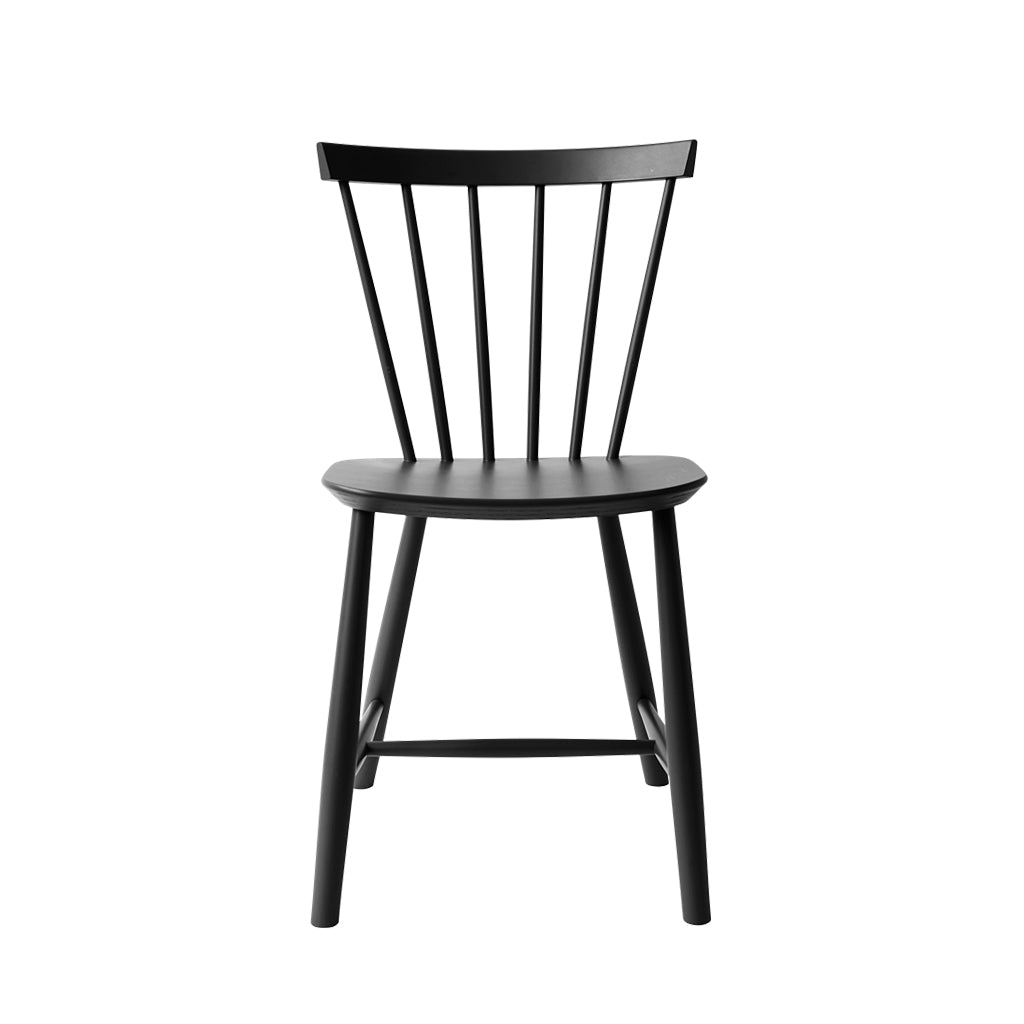 Open Room FDB Møbler J46 Chair Black