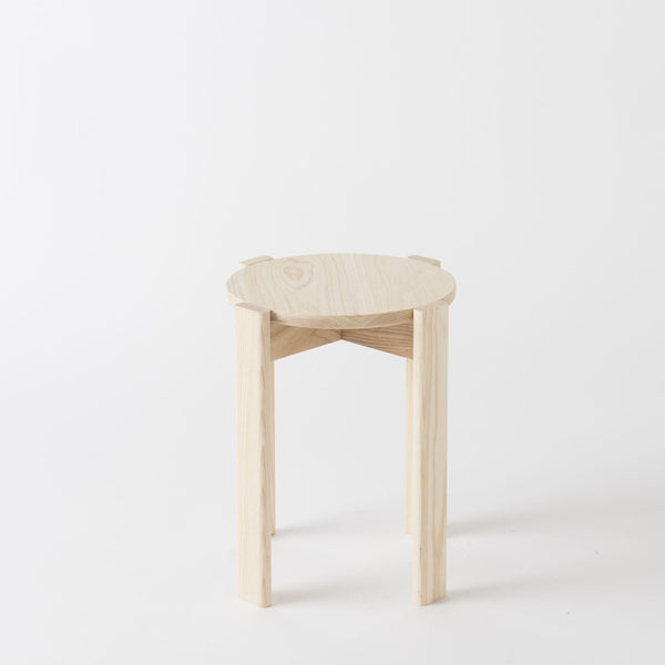 Simon Says Stool by Dowel Jones
