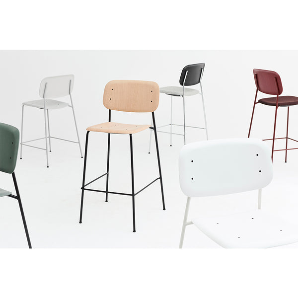 HAY Soft Edge 10 Bar Stool