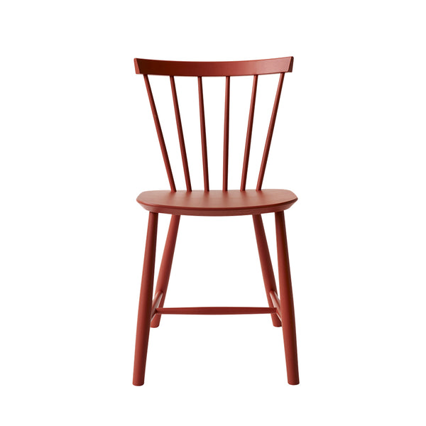 Open Room FDB Møbler J46 Chair Red
