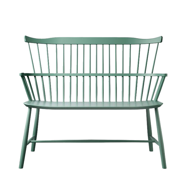 Open Room FDB Møbler J52D Bench Dusty Green