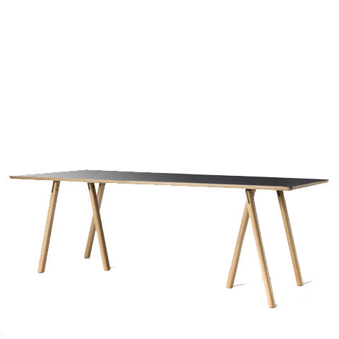 Trestle Table by Allan Noddebo - Feelgood Designs - Open Room