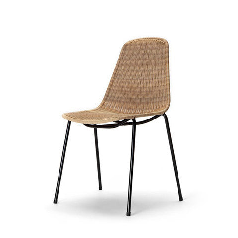 Basket Outdoor Chair by Gian Franco Legler