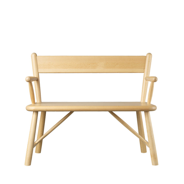 Open Room FDB Møbler P11 Child Bench Natural
