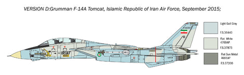 F-14A Tomcat Decal Sheets