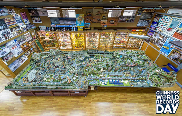 Worlds Biggest Model Car Collection
