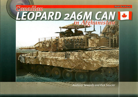 Canadian Leopard 2A6M CAN in Afghanistan by Anthony Sewards Trackpad N/A Trackpad_Publishing