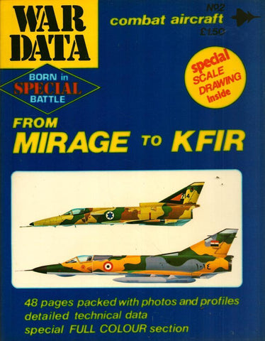 From Mirage to Kfir Born in Special Battle War Data Combat No.2 ESHEL-Dramit N/A ESHEL_Dramit