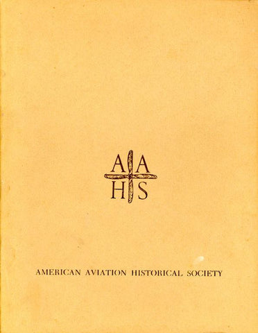 AAHS Journal 1 Quarter 1964 Vol.9 No.1 Magazine U N/A AAHS Journal