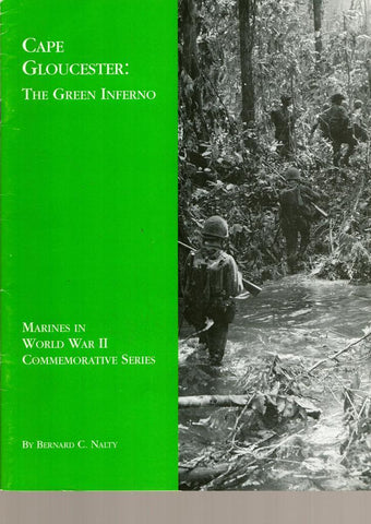 Cape Gloucester The Green Inferno Marines in WWII Commemorative Series U1 N/A OEM