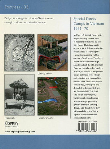 Special Forces Camps In Viietnam 1961-70