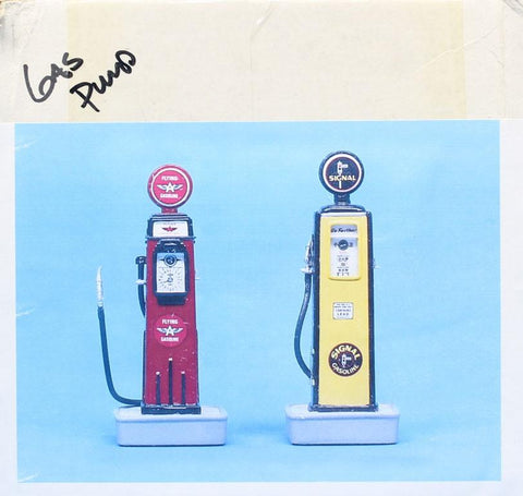 Danbury Mint 1:24 Gas Pump 1939 Signal 1941 Flying A Built Model #015-009/010 N/A Danbury Mint