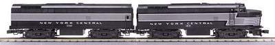 MTH 1:48 O Scale Sharknose A/B Diesel Set Engine New York Central #20-2294-1