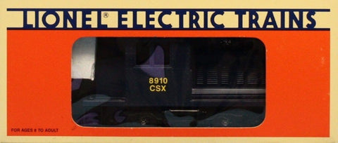Lionel O Gauge CSX #8910 Industrial Switcher Engine #6-18910U N/A Lionel