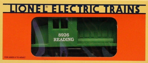 Lionel O Gauge Reading #8926 Industrial Switcher Engine #6-18926U N/A Lionel