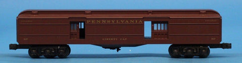 Lionel O Gauge Madison Bagg Car Pennsylvania Liberty Cap Box Car Boxcar 6-19099U N/A Lionel