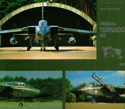 Panavia Tornado IDS Lock On No.12 by Willy Peeters Photo File #627 Verlinden U N/A Verlinden Publications